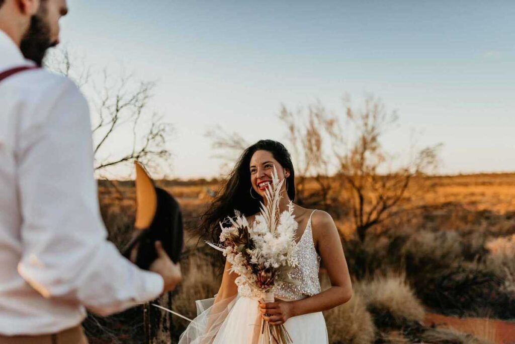 Uluru DIY Adventure Elopement